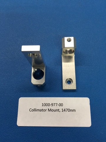 1000-977-00 - Collimator Mount, 1470nm