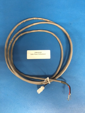 1300-016-00 - Cable, Power, Profractional