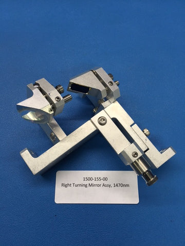 1500-155-00 - Right Turning Mirror Assy, 1470nm