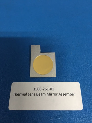 1500-261-01 - Thermal Lens Beam Mirror Assembly