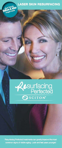 Resurfacing Perfected (Laser Skin Resurfacing) Patient Brochure