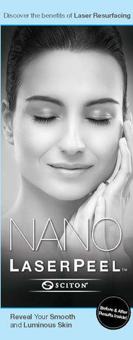 NanoLaserPeel<sup>TM</sup> (Laser Resurfacing) Patient Brochure