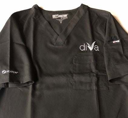 Men's diVa Scrubs