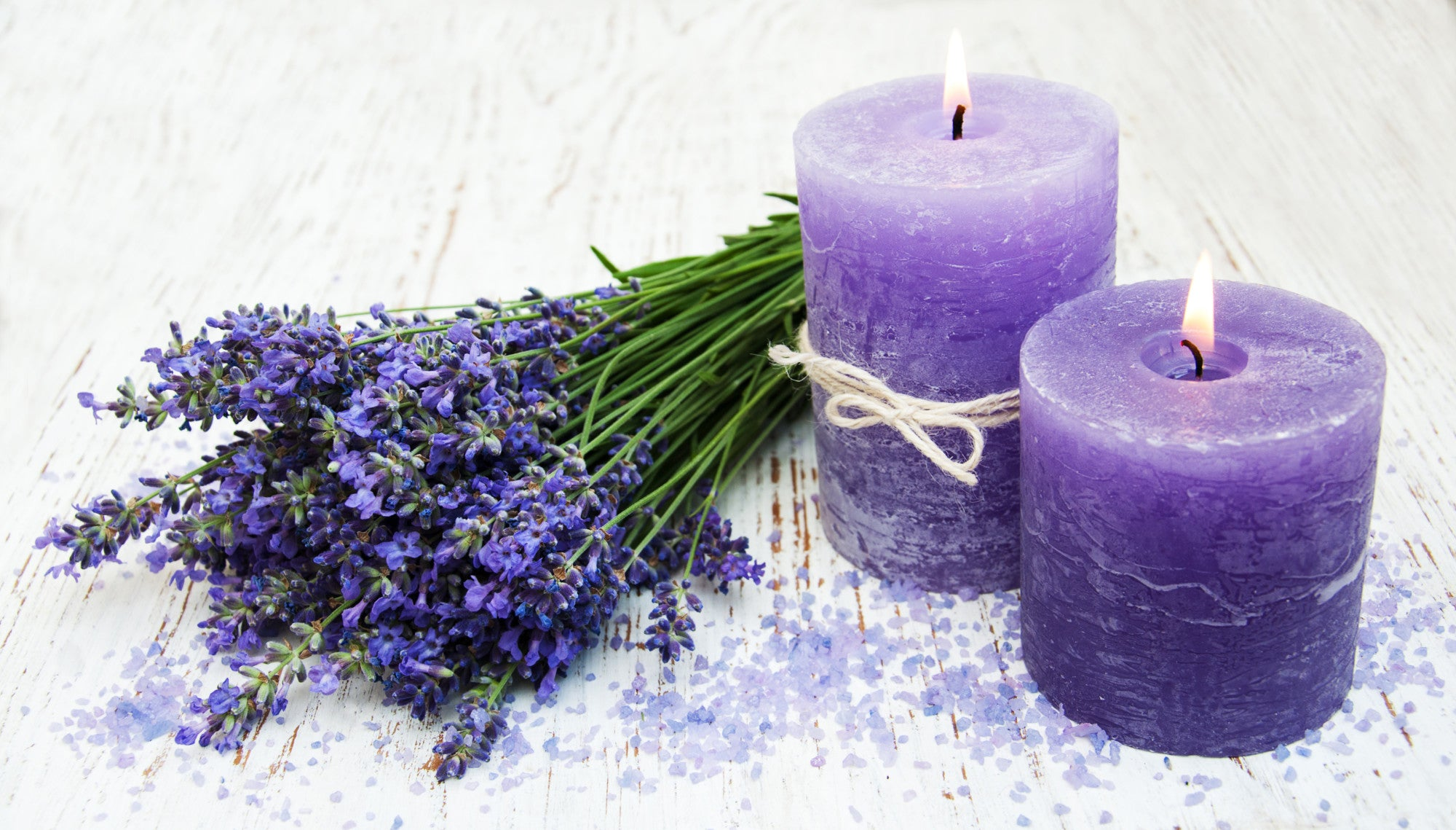 7 Benefits That Lavender Scented Candles Have On The Nervous System – Fox &  Feather Co