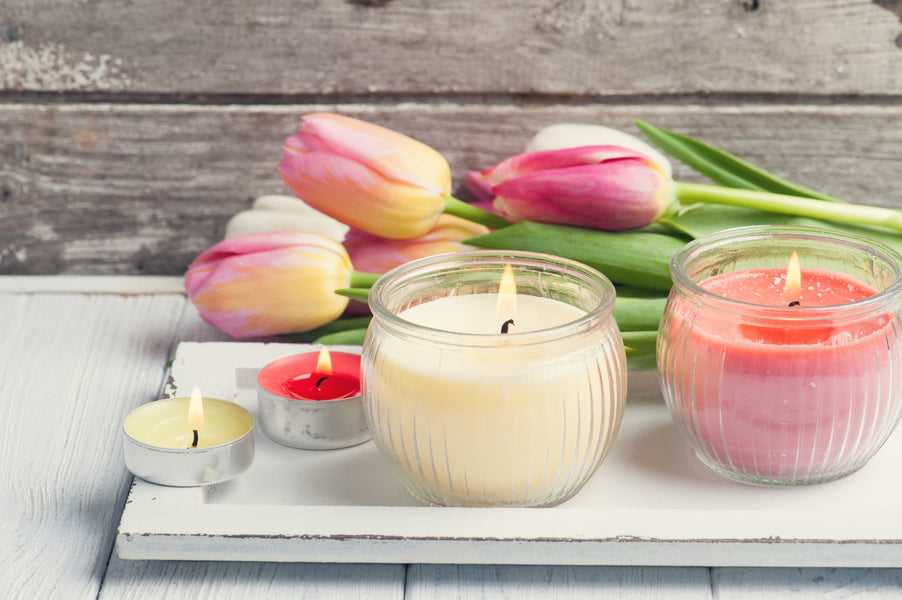 9 Reasons You Should Use Scented Candles