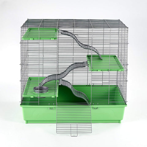 multi level cage for begginer