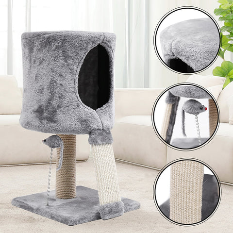 Small Pet Tree | Cat Tree for Ferret and Rats - mypawedfriend