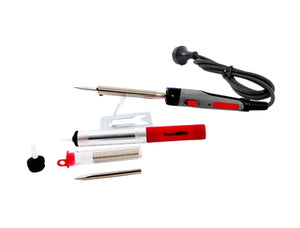 Tradeflame - Rechargeable Lithium-Ion Soldering Iron Kit (TDF-213123)