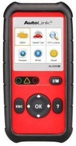 Autel AL529HD Heavy Duty Vehicle Code Reader - MPR Tools & Equipment