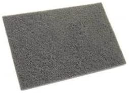 GEMTEX ABRASIVES INC Scuff Pad - 6 X 9 Gp Grey- (Pack of 20)