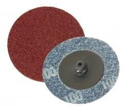 "Gemtex 2"" x 120Grit - ALO - Quick Change Disc - Type R (50 Pack)"