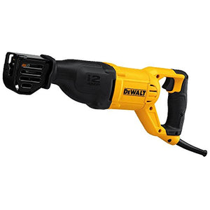 DEWALT Reciprocating Saw. Corded. 12-Amp (DWE305)