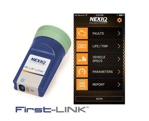 Nexiq Technologies 126015 NEXIQ Blue-Link Mini - MPR Tools & Equipment