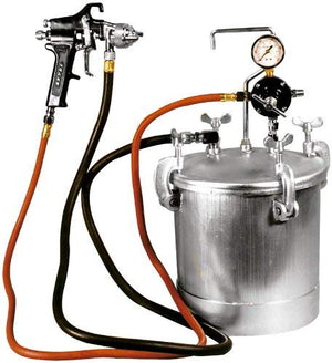 Astro PT2-4GH 2-1/4 Gallon Pressure Tank with Spray Gun and 12-Feet Hose - MPR Tools & Equipment