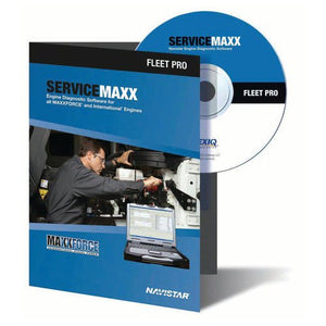 NEXIQ Technologies 828009 Navistar Servicemaxx Engine Diagnostic Software - MPR Tools & Equipment
