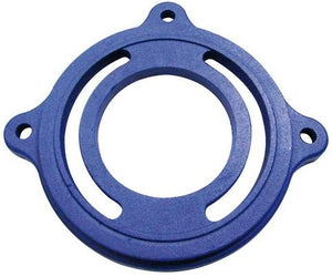 "Eclipse Tools EMVSB-3 Swivel Base for 4"" Mechanics Vice. Blue - MPR Tools & Equipment"