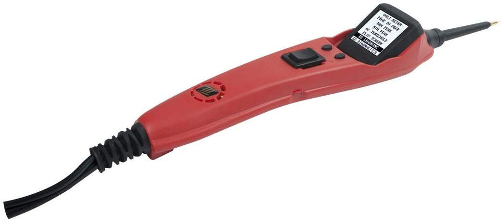 Power Probe 3EZ w/Case & Accessories - Red