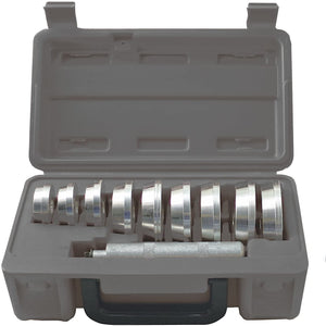 Lisle - Bearing Race and Seal Driver Set (LIS-12980) - MPR Tools & Equipment