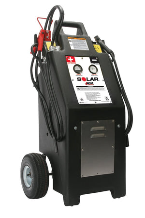 Solar HT1224AGM 12/24 Volt Commercial Charger/Starter with AGM Batteries