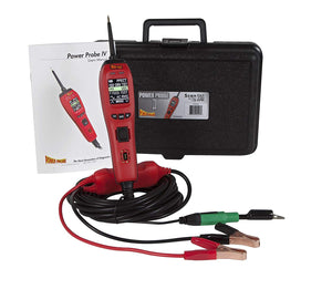 Power Probe IV w/Case & Acc - Red (PP401AS)