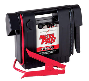 Solar ES5000 'Booster PAC' 12V Portable Battery Booster - MPR Tools & Equipment