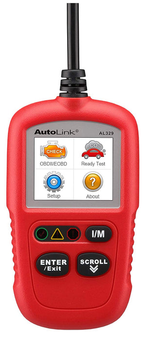 Autel Al329 Al329 AutoLink AL329(Upgraded AL319) Code Reader OBDII Scanner