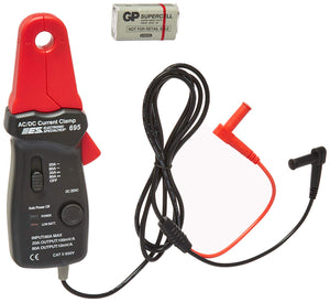 ESI 695 80 Amps DC/AC Low Current Probe - MPR Tools & Equipment