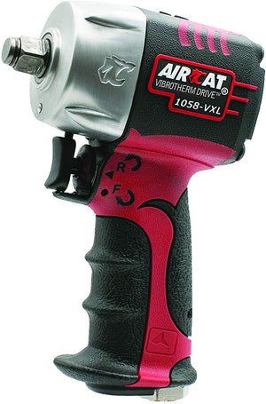 "Aircat 1058-VXL 1/2"" Drive Compact Impact Wrench"