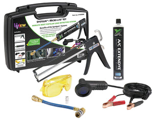 UView 414500A A/C ExtenDye Leak Detection Kit - MPR Tools & Equipment
