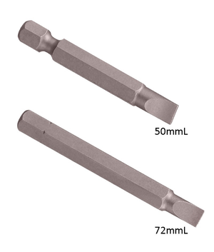 "Genius GNS205060 Slot Bit 1/4"" Hex - MPR Tools & Equipment"