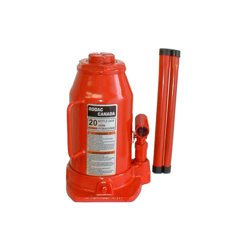 Rodac RDBJ20B Bottle Jack 20 Tons Low Profil