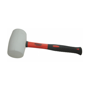 Rodac RDRM16 16 Oz Rubber Mallet Fiberglass - MPR Tools & Equipment