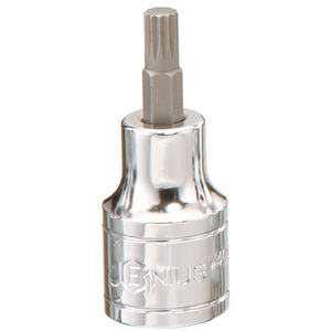 "Genius GNS444-8114 1/2""Dr. M14 55Ml Bit Socket - MPR Tools & Equipment"