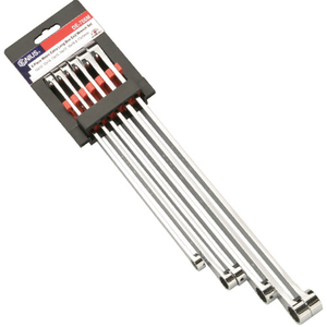 Genius GNSDE706M 6Pces Extra-Long.Box End Wrenc