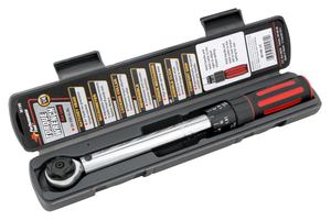 Performance Tools PTM196 1/4 Dr Torque Wrench