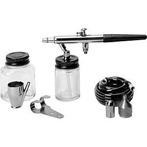 Performance Tools PTM676 Dual Action Air Brush Kit - MPR Tools & Equipment