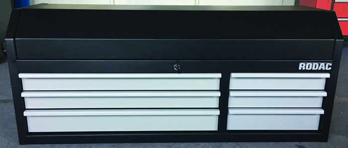 "Rodac RD5211061S 52"" 6 Drawers Top Chest"
