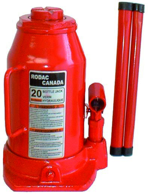 Rodac RDBJ20 Bottle Jack 20 Ton