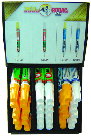 Rodac RDCR36 36 Pc Marker Set
