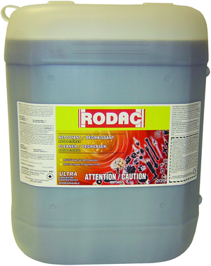 Rodac RDD20S Cleaner/Cleaner 20L.