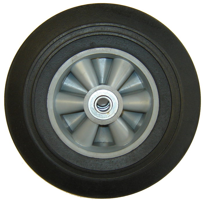 Rodac RDRW8 Rubber Wheel 8""