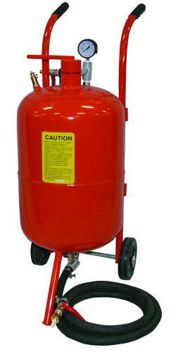 Rodac RDSB10 10 Gallon Sandblaster Unit - MPR Tools & Equipment