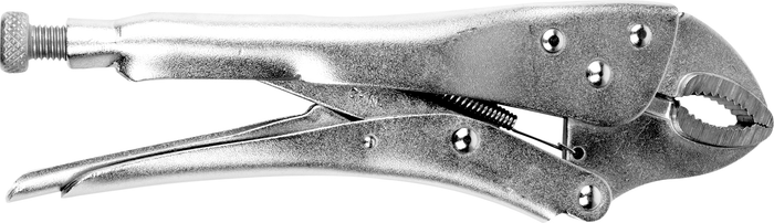 Performance Tools PTW30756 Curved Jaw Locking Pliers 10""