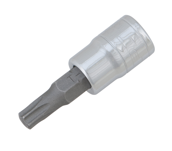 "Performance Tools PTW36827 Star Bit Socket 1/4"" T27"