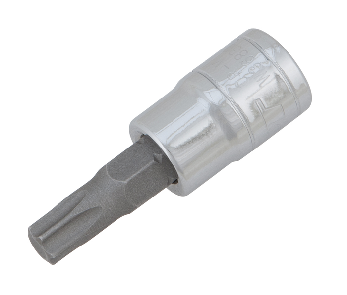 "Performance Tools PTW36830 Star Bit Socket 1/4"" T30"