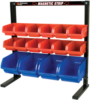 Performance Tools PTW5185 Metal Rack With Bin