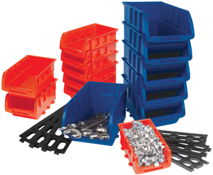Performance Tools PTW5195 15 Pcs Large + Small Box