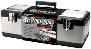 Performance Tools PTW54026 26In. Toolbox 5/5 - MPR Tools & Equipment