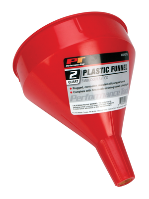 Performance Tools PTW54276 1.9L Quart Plast. Funnel