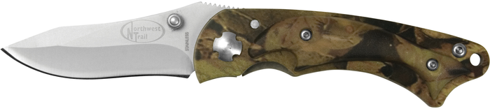 Performance Tools PTW9323 2Pcs Camo Knife Gift Set